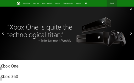 Access xbox.com using Hola Unblocker web proxy