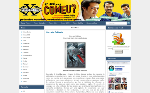 Access xtremefilmes.com using Hola Unblocker web proxy