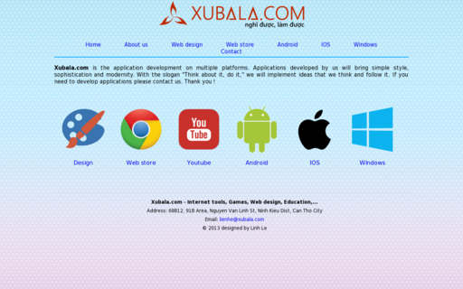 Access xubala.com using Hola Unblocker web proxy