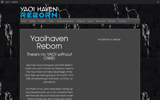 Access yaoihavenreborn.com using Hola Unblocker web proxy