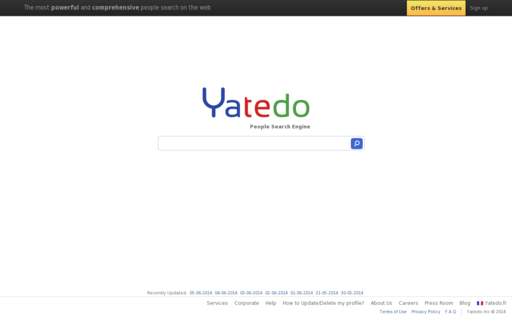 Access yatedo.com using Hola Unblocker web proxy