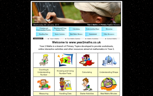 Access year2maths.co.uk using Hola Unblocker web proxy