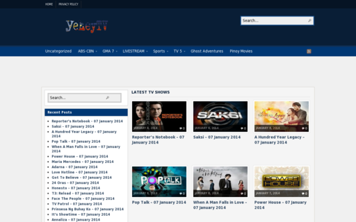 Access yeheytv.ws using Hola Unblocker web proxy