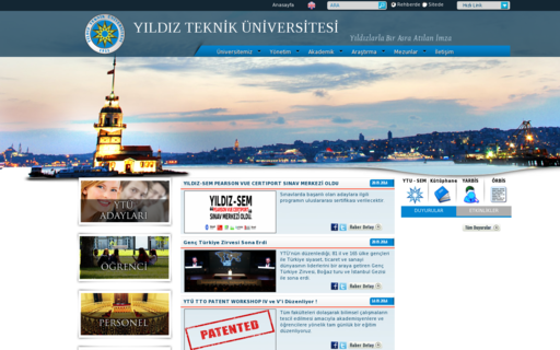 Access yildiz.edu.tr using Hola Unblocker web proxy