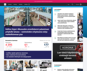 Access yle.fi using Hola Unblocker web proxy