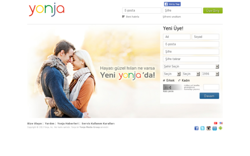 Access yonja.com using Hola Unblocker web proxy