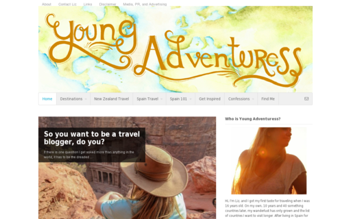 Access youngadventuress.com using Hola Unblocker web proxy