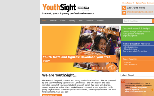 Access youthsight.com using Hola Unblocker web proxy