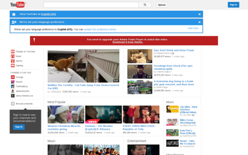 Access youtube.ie using Hola Unblocker web proxy
