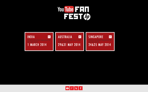 Access youtubefanfest.com using Hola Unblocker web proxy