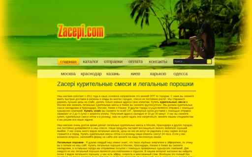 Access zacepi.com using Hola Unblocker web proxy