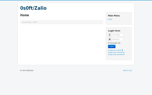 Access zalio.net using Hola Unblocker web proxy