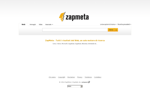 Access zapmeta.it using Hola Unblocker web proxy