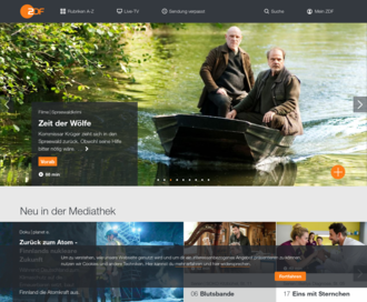 Access zdf.de using Hola Unblocker web proxy