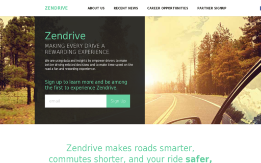 Access zendrive.com using Hola Unblocker web proxy