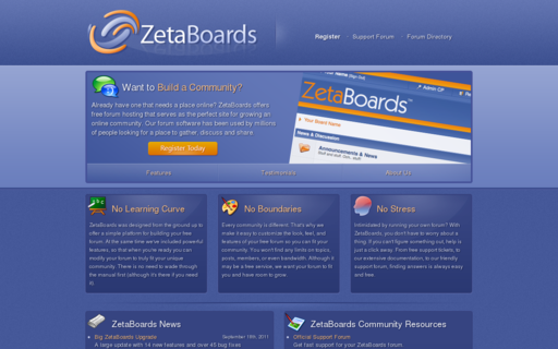 Access zetaboards.com using Hola Unblocker web proxy