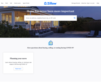 Access zillow.com using Hola Unblocker web proxy