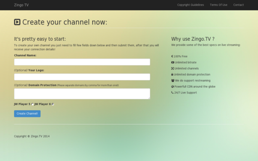 Access zingo.tv using Hola Unblocker web proxy