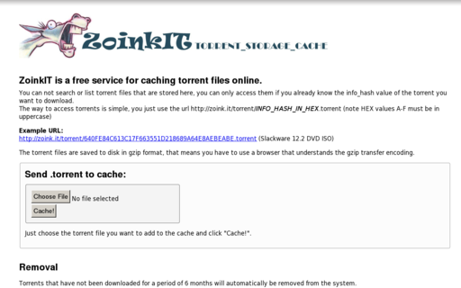 Access zoink.it using Hola Unblocker web proxy