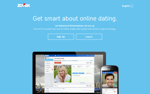 Access zoosk.com using Hola Unblocker web proxy