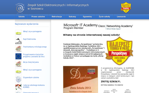 Access zse.edu.pl using Hola Unblocker web proxy